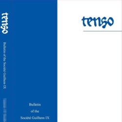 TENSO - Back Issues